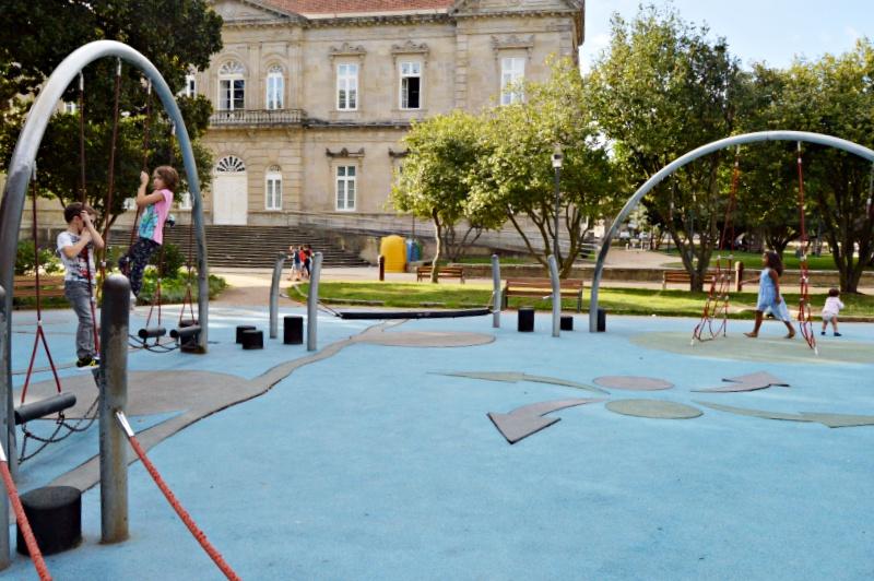 Plan de ocio al aire libre Pontevedra para ninos