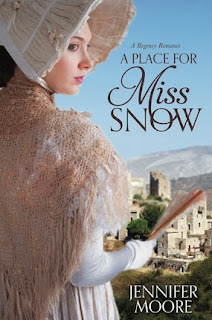 Heidi Reads... A Place For Miss Snow by Jennifer Moore