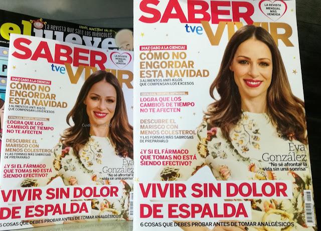 Revista Saber vivir diciembre 2017