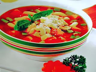 Gambar Resep Sup Makaroni Elbow