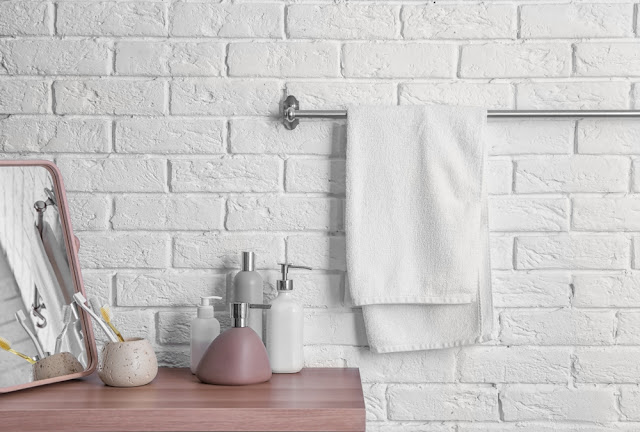 Creating the perfect bathroom for a beauty lover