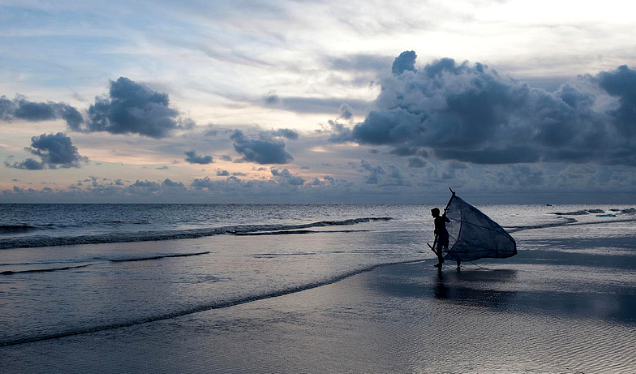 Kuakata, Patuakhali, Bangladesh, islands of bangladesh