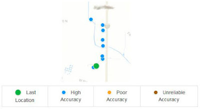 internet monitoring GPS