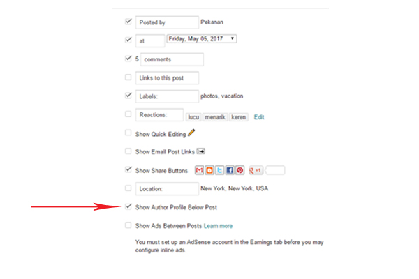 Cara Terbaru Memasang Multi Auhtor Box Keren Di Setiap Postingan Blog