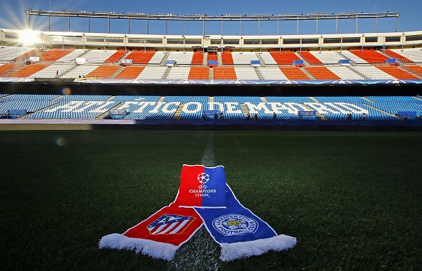 Atletico Madrid vs Leicester