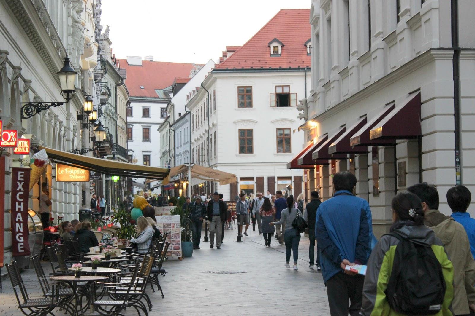 ραντεβού Μπρατισλάβα Σλοβακία