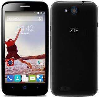 Harga ZTE Blade Qlux 4G Terbaru, Dibekali RAM 1 GB Layar 4.5 Inch