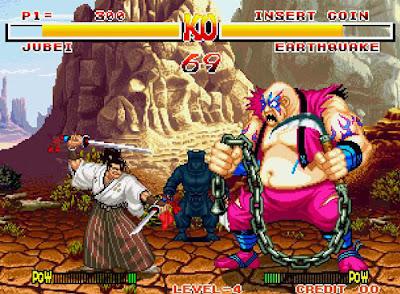 Samurai Shodown+arcade+game+fighter+portable+download free full+descargar gratis+videojuego