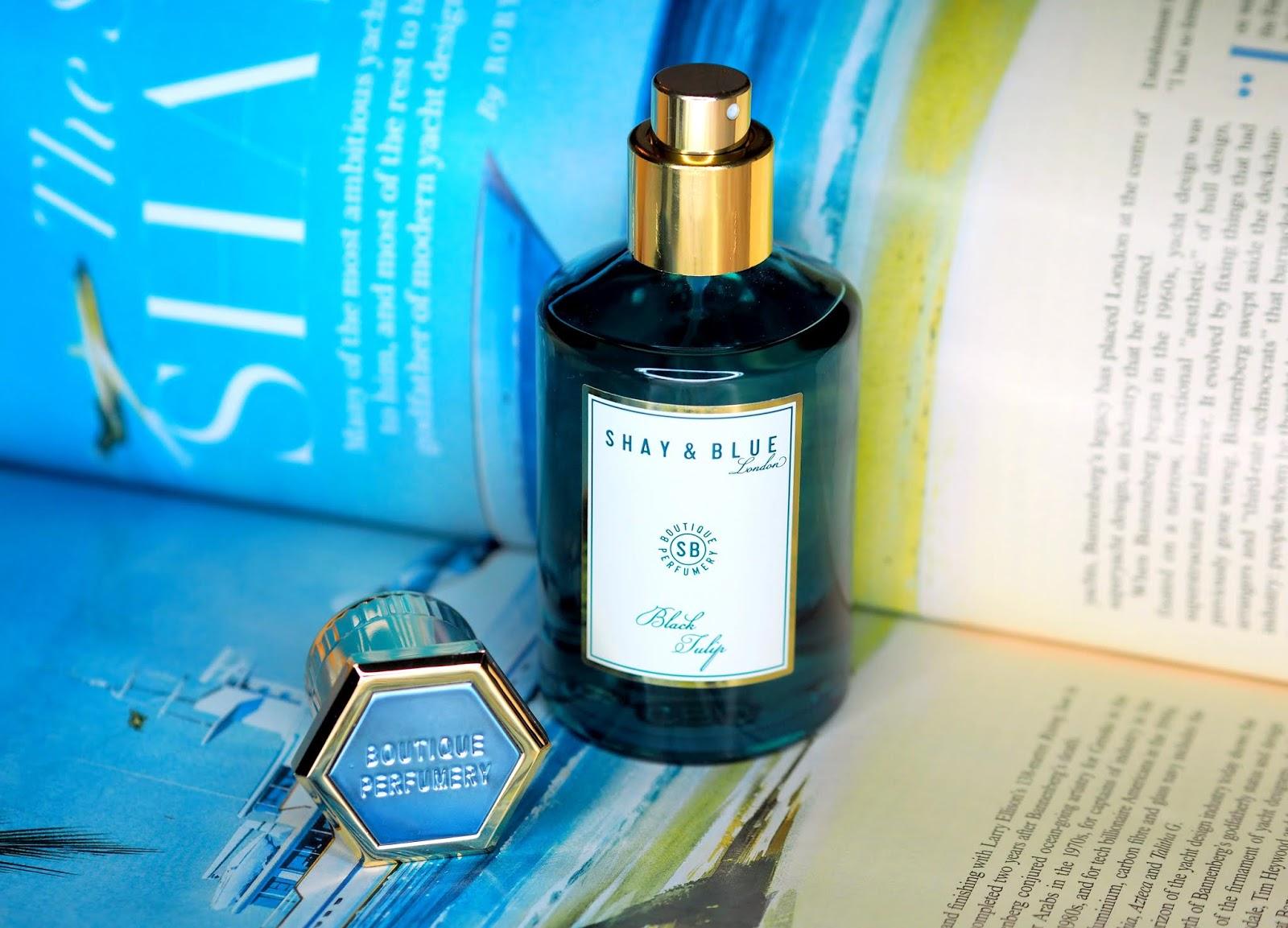 Shay and Blue Black Tulip Perfume
