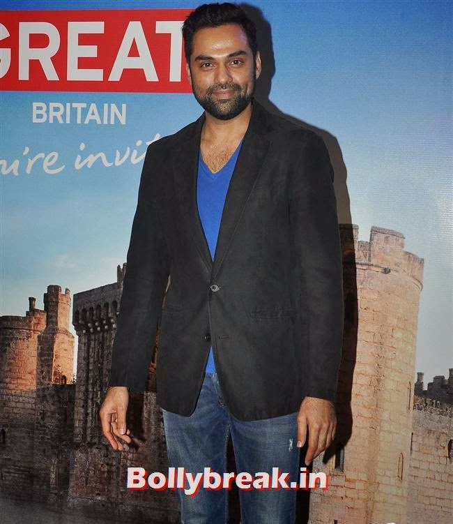 Abhay Deol, Kangana Ranaut, Others at Bollywood in Britain App Launch