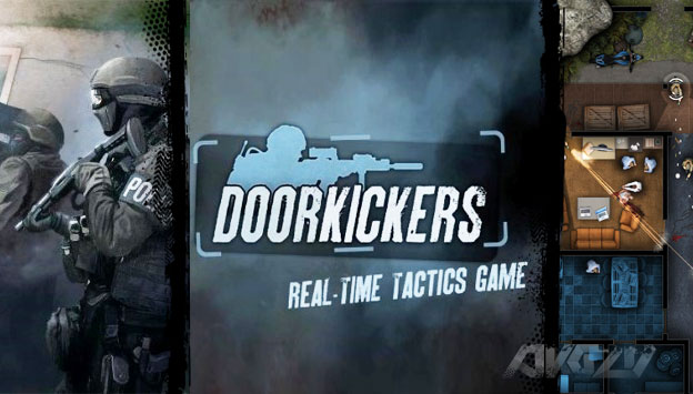 Download Door Kickers Mod Apk+Data Terbaru (All Unlocked)