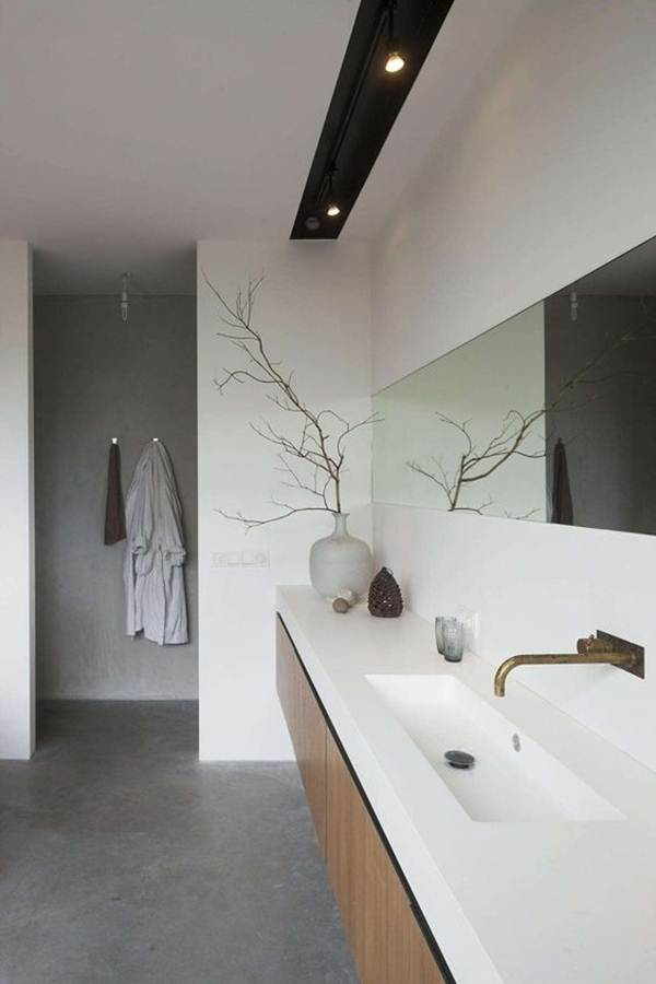 Keys For Decorating a Zen Style Bathroom 9