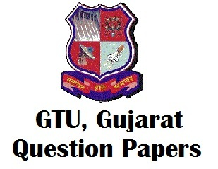 GTU Previous Year Question Papers