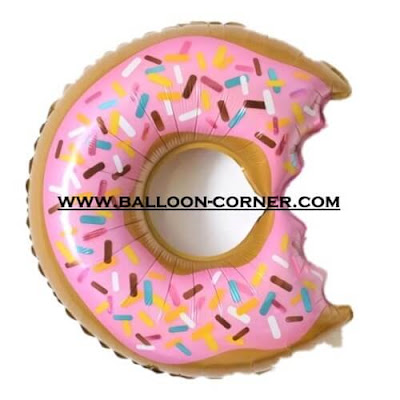 Balon Foil Donat (NEW)