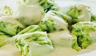 Nhoque Verde de Espinafre (Imagem: Reprodução/Internet)
