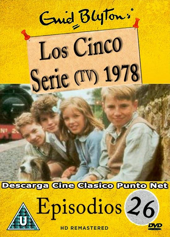 Los cinco (1978) (Serie completa) Descargar y ver Online Gratis