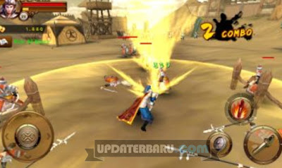 download game The Heroes Of Three Kingdoms APK Game gratis