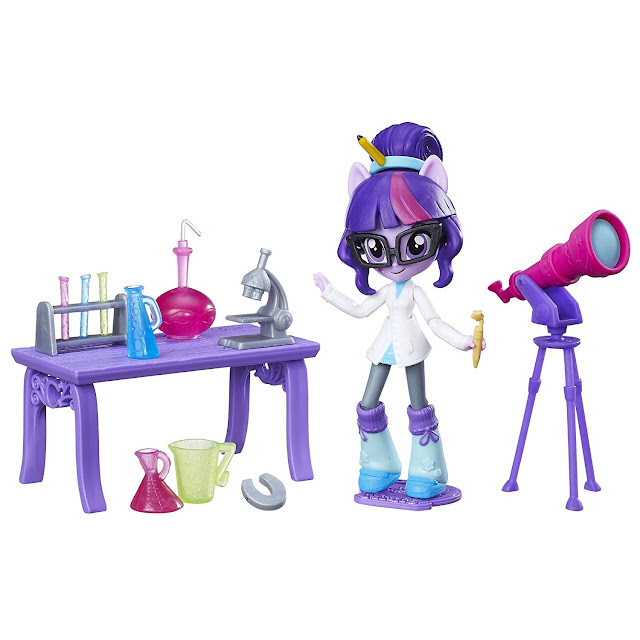 My Little Pony Equestria Girls Minis Twilight Sparkle Sci Lab Doll