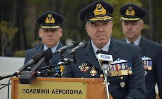 Βαΐτσης: Παντελώς «άκομψη» η απόφαση της αποστρατείας μου, δείχνει έλλειψη σεβασμού στην Πολεμική Αεροπορία