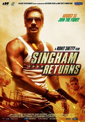 Singham Returns (2014) ταινιες online seires oipeirates greek subs
