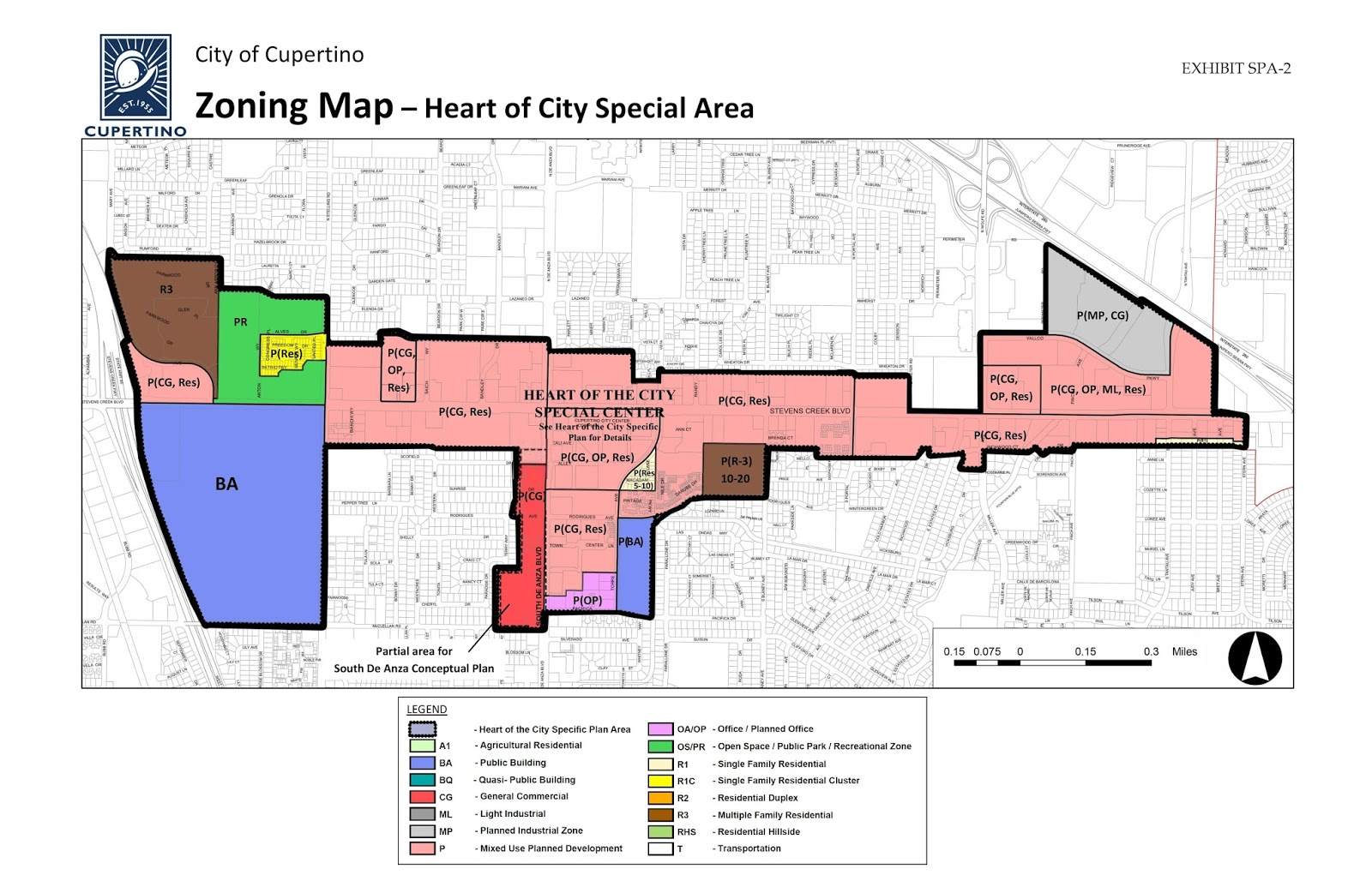 Mixed Use Zone = Almost Every Commercial/Office Space in