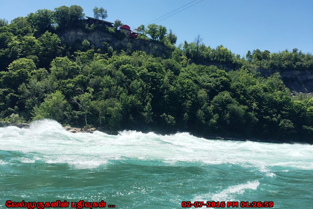 Niagara River Gorge USA