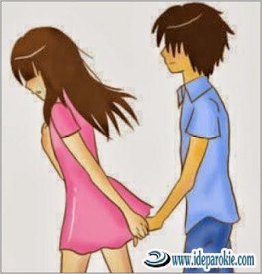 Cerita Sedih Menyentuh Kalbu Cinta Bertepuk Sebelah Tangan