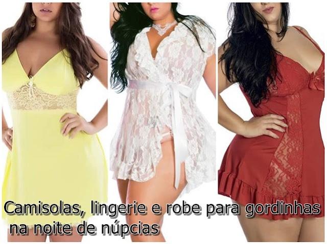 Imagem-de-camisolas-lingerie-e-robe-para-gordinhas