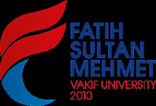 جامعة السلطان محمد الفاتح  FATIH SULTAN MEHMET UNIVERSITY التركية