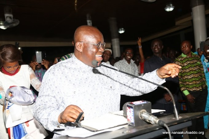 Akufo-Addo leaves for US, UK