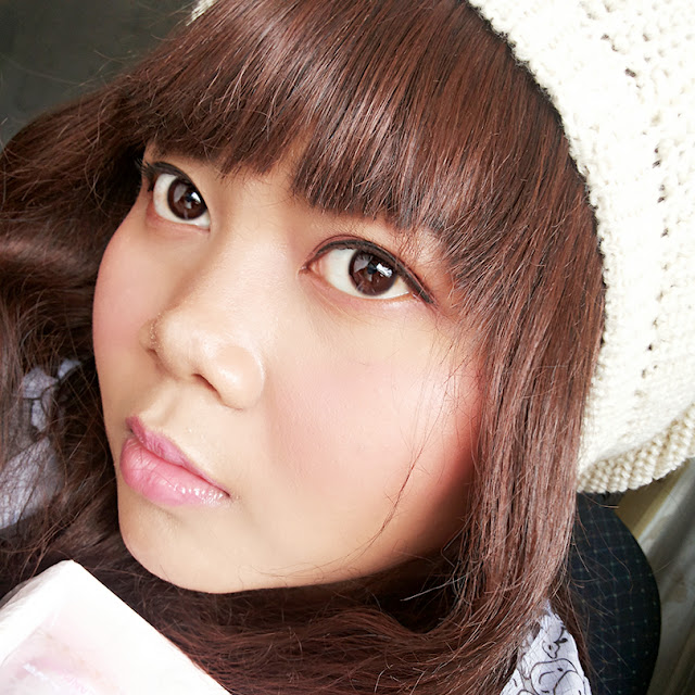 Canmake Cream Cheek CL07 Clear Ruby Cherry