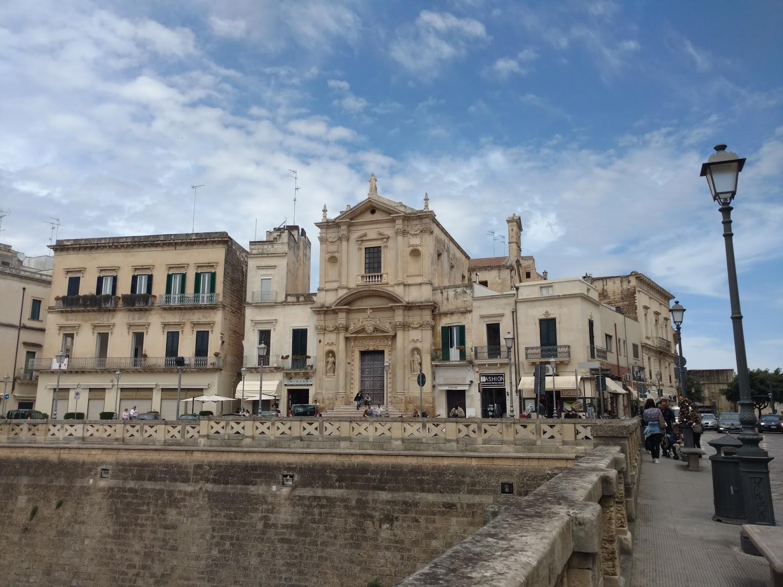 Piu Hotel Lecce Italien