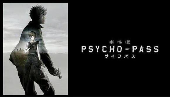 Psycho-pass The movie - 11 anime movie terbaik 2015