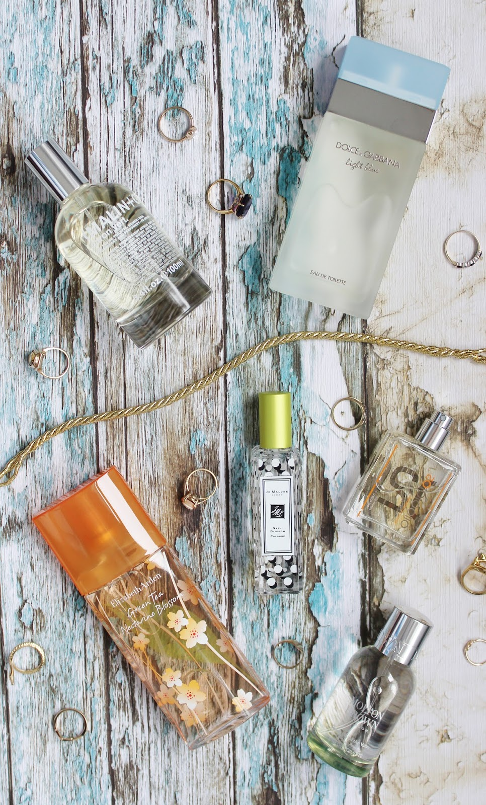6 fragrances that smell like summer