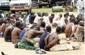 boko haram militants arrested abuja
