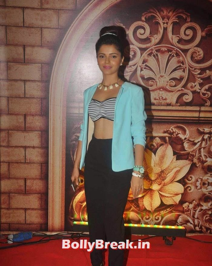 Rubina Dilaik, Zee Rishtey Awards 2014 Photo Gallery