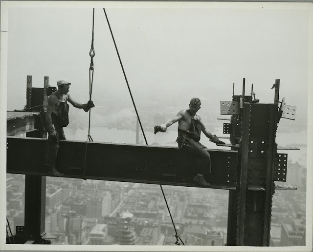 construction of the empire state building The empire state building project is one of those projects that demonstrate that motivation the construction project was somewhat a success claiming the sought.