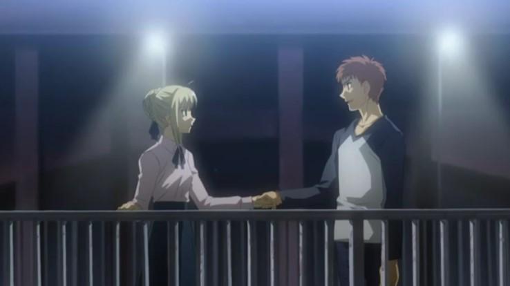Fate/Stay Night Dublado: Episódio 20 – Remanescentes de Um Sonho Distante