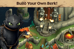 Dragons Rise of Berk MOD APK v1.41.16 for Android Hack Unlimited Money Terbaru 2019