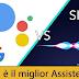 Google Assistant e Siri: qual è migliore? Qual è più intelligente?