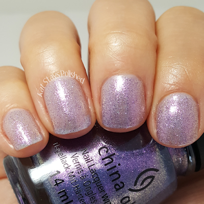 China Glaze Rebel Collection 2016 - Don't Mesh With Me | Kat Stays Polished