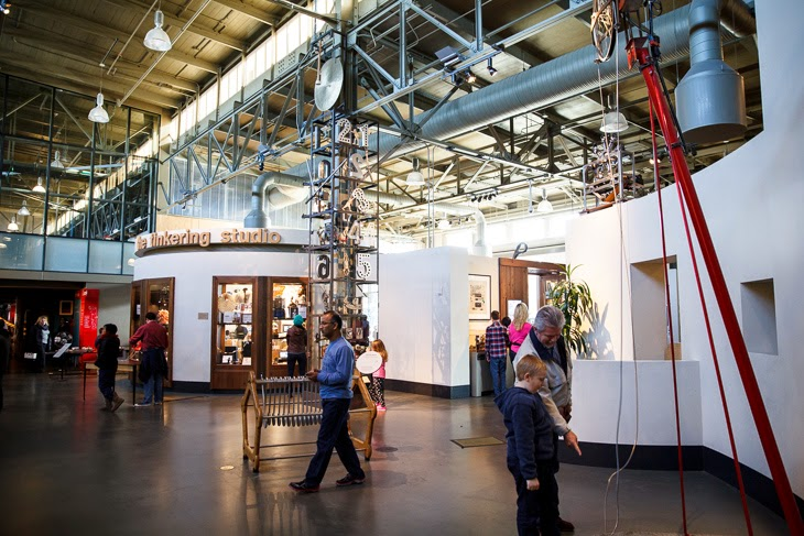 Passagem Gastronômica - Exploratorium Museum - Roteiro de São Francisco - Estados Unidos