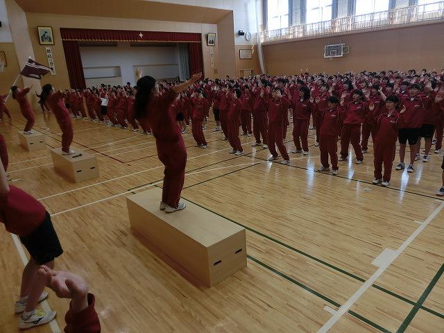 米沢市立第四中学校 学校ブログ