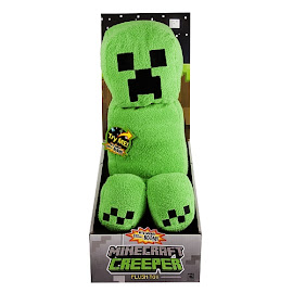 Minecraft Spin Master Creeper Plush