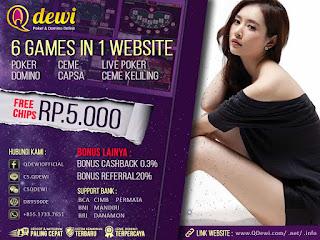 Cara Hitung Kartu Judi Capsa Online Server IDN Play QDewi.net