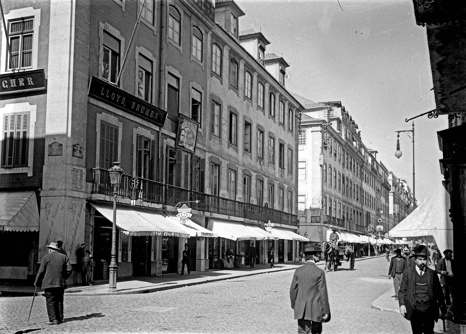 rua da conceição lisboa mapa Lisboa de Antigamente: As Galerias Romanas da Rua da Prata rua da conceição lisboa mapa