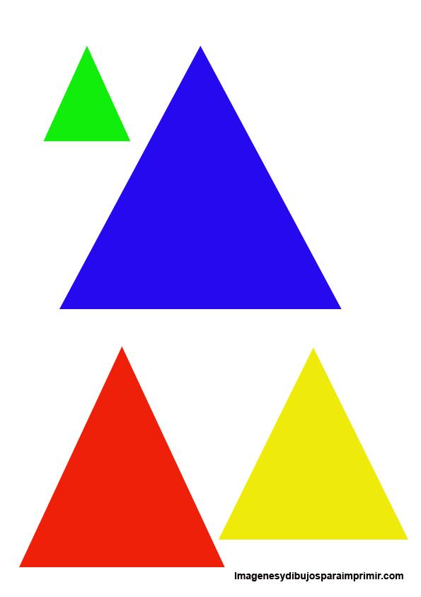 Dibujos de triangulos para imprimir imagenes y dibujos - Dibujos en colores para imprimir ...