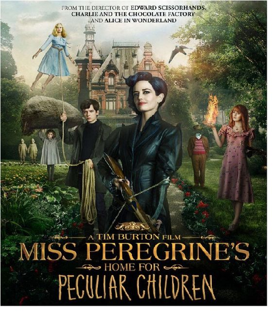 Miss Peregrine S Home For Peculiar Children In Hindi All Movies Available