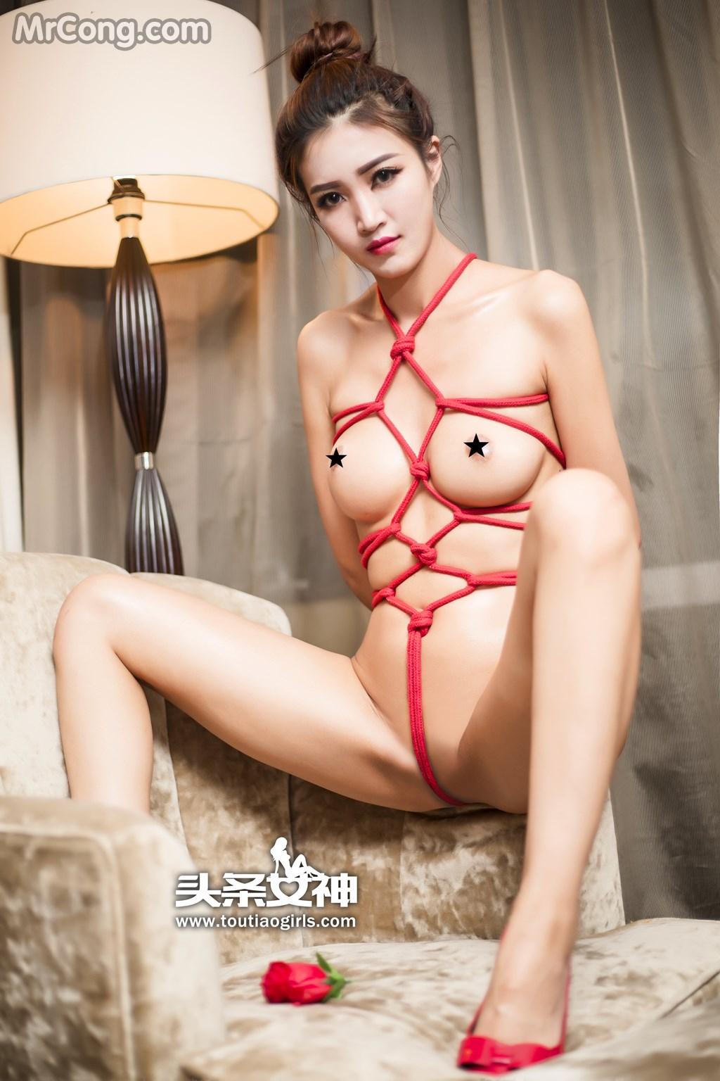 Image MrCong.com-TouTiao-2016-12-10-Chen-Xiao-Qing-010 in post TouTiao 2016-12-10: Người mẫu Chen Xiao Qing (沈晓青) (25 ảnh)