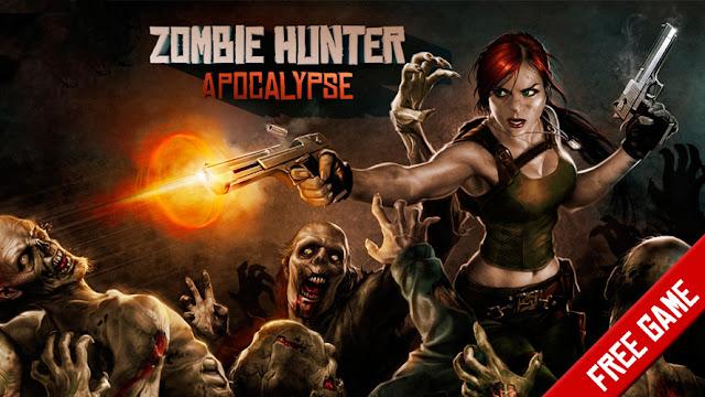 تحميل لعبة Zombie Hunter Apocalypse v2.3.4 مهكرة للاندرويد